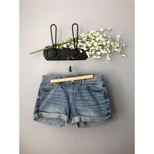🎀 GAP • Sexy Boyfriend Shorts